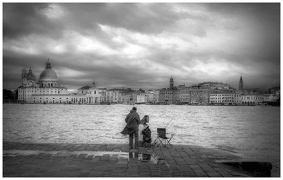 le pêcheur de San Giorgio