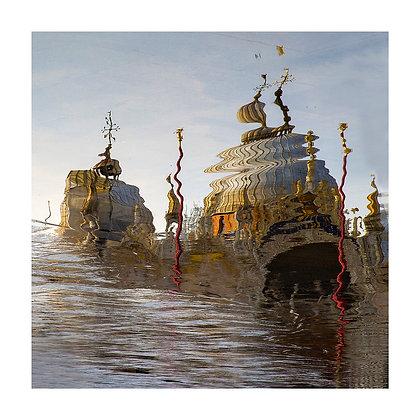 San Marco sous les eaux