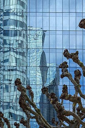 reflets bleus (Paris)