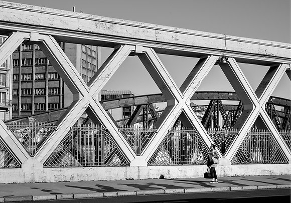 le pont des X