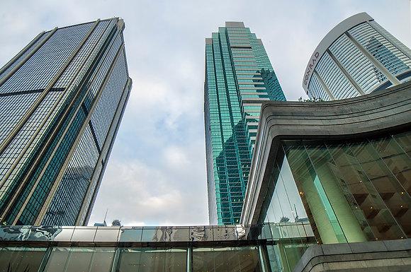 business center (Hong Kong)