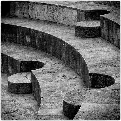 arènes du jardin Tino Rossi (Paris)