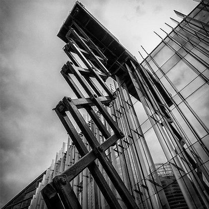 façade de verre (Paris)