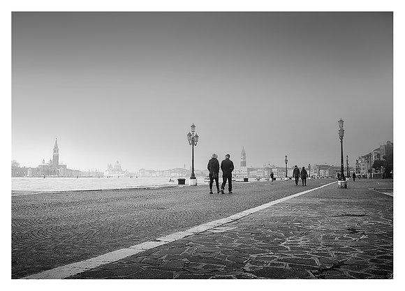 promenade sur la riva