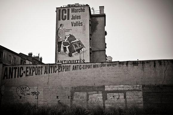 marché Jules Valès