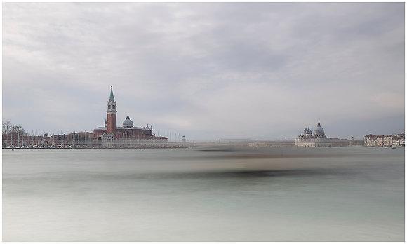 le vaisseau fantôme de la lagune
