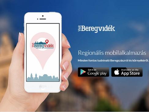 Új mobiltelefonos applikáció a Beregvidék népszerűsítéséért
