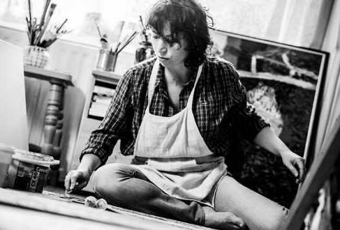 Kárpátaljai festőművész kiállítása Budapesten