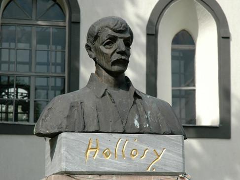 161 éve született Hollósy Simon