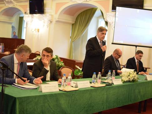 Kárpátaljáról szóló konferencia Budapesten