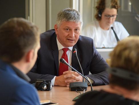 Magyarországi segítségre kijevi cinikus válasz