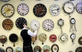 Kétféleképpen mérik az időt Kárpátalján