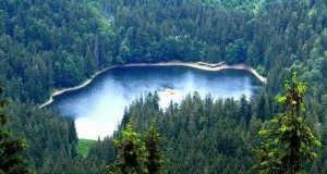 Sziny és Vir szerelme: egy tó születése
