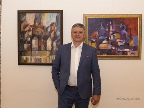 Kárpátaljai festőművészek mutatkoztak be Győrben