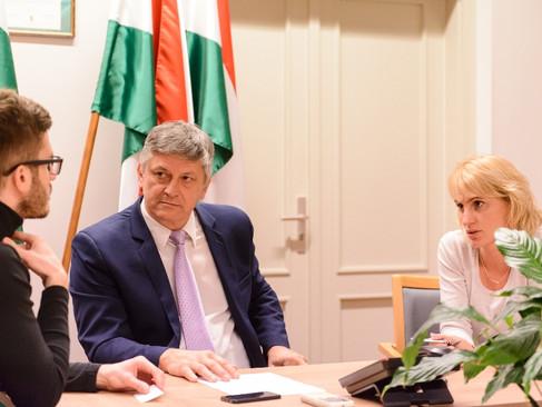 Grezsa: manapság Magyarország Ukrajna fő lobbistája az Európai Unióban