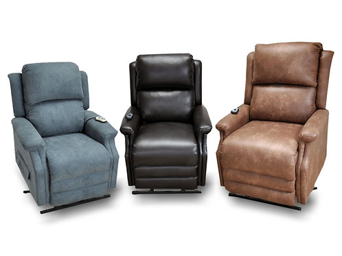 """MILTONS Franklin """"Lift"""" Recliner - Large selection"""