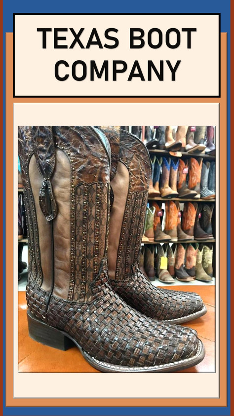 TEXAS BOOT COMPANY