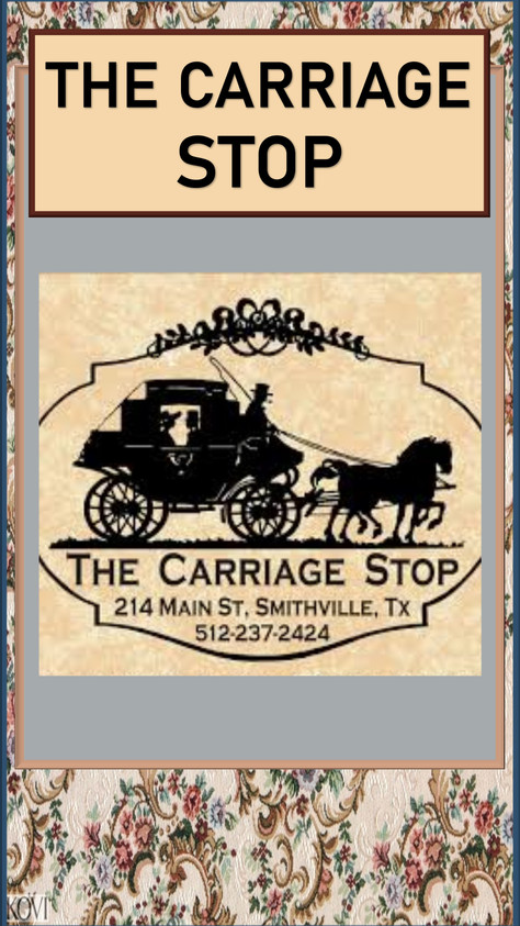 THE CARRIAGE STOP