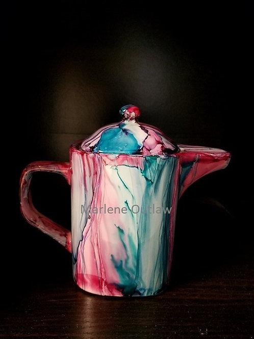 MONARCH: Modern Tea Pot
