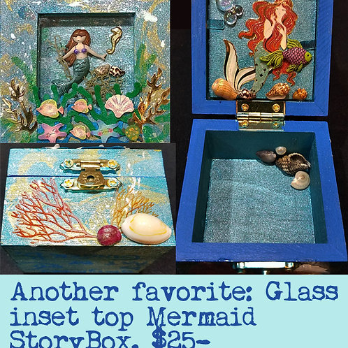 GINGER B: Mermaid StoryBox