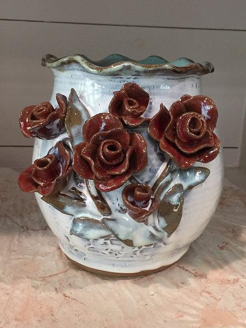 MOSS: Medium Rose Vase