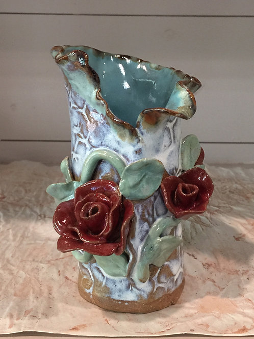 MOSS: Small Vase