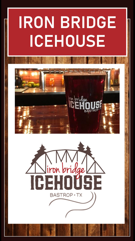 IRON BRIDGE ICEHOUSE