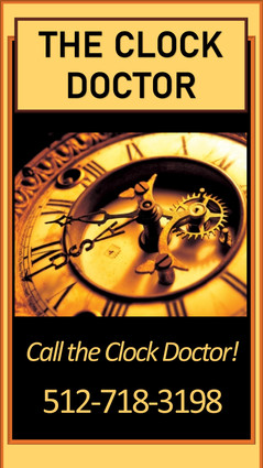 THE CLOCK DOCTOR