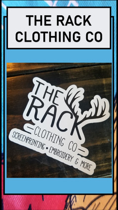 THE RACK CLOTHING CO.