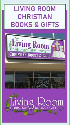 LIVING ROOM CHRISTIAN BOOKS & GIFTS