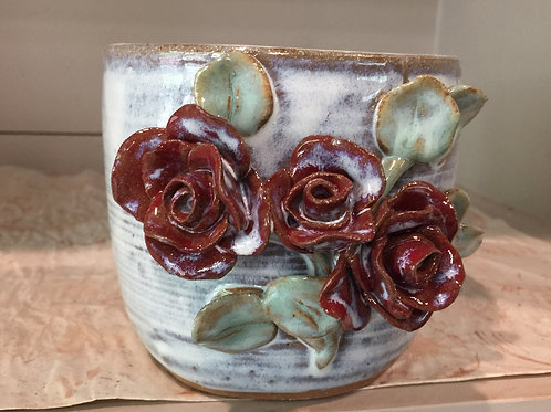 MOSS: Small Rose Bowl