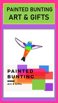 PAINTED BUNTING ART & GIFTS