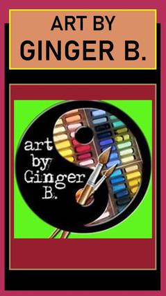 ART BY GINGER B.