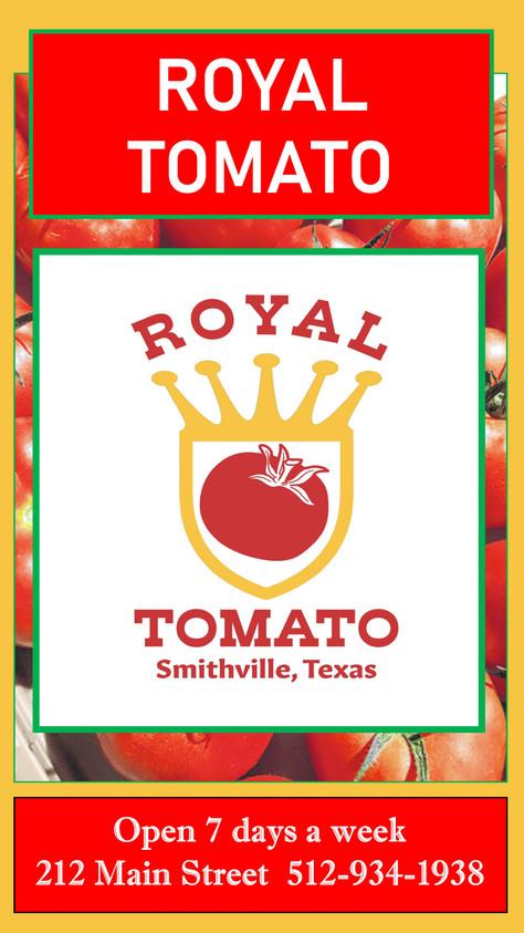 ROYAL TOMATO