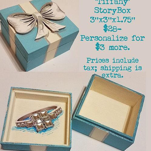 GINGER B: Tiffany StoryBox