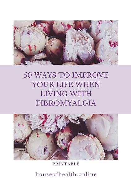 50 Ways To Improve Your Life When Living