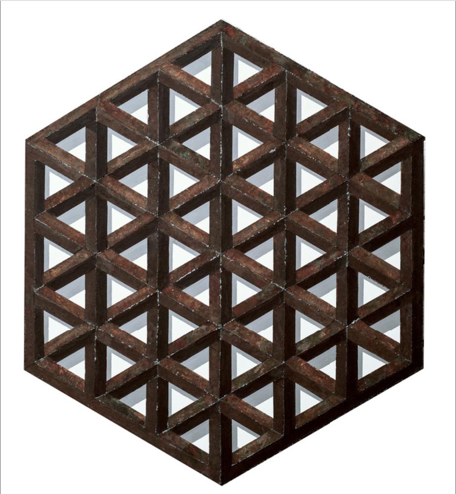 Spatial Configuration 1 空间组构 1