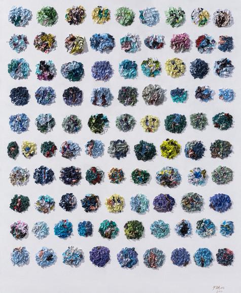 Multicolored Stone II 彩石之二