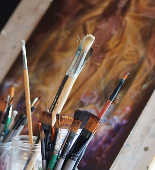 learn to paint with Ascensio Gallery