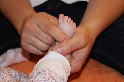 Thomas Métrailler - Réflexologie pour bébé