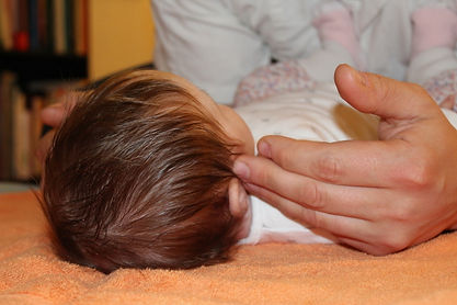 Thomas Métrailler - Osteopathie douce pour bébé