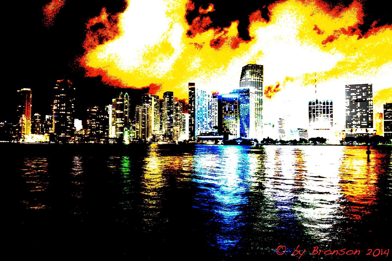 Miami Skyline 'Sc1'