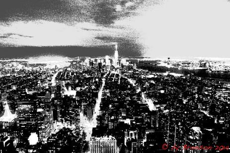 Skyline Manhattan 'Sc3'