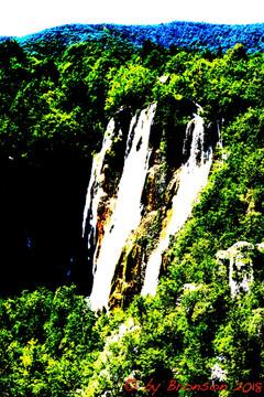 Huge Waterfall