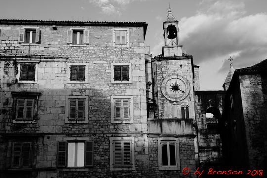 Split Clocktower