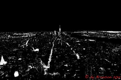 Skyline Manhattan 'Sc4'