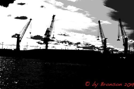 Hamburg Harbour