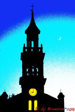 Twilight at 9 O'Clock