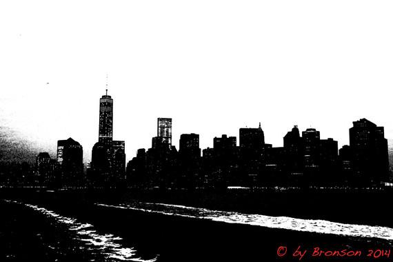 Skyline Manhattan 'Sc2'