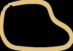 sticker jaune en décoration